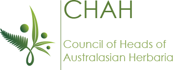 Council of Heads of Australasian Herbaria -CHAH